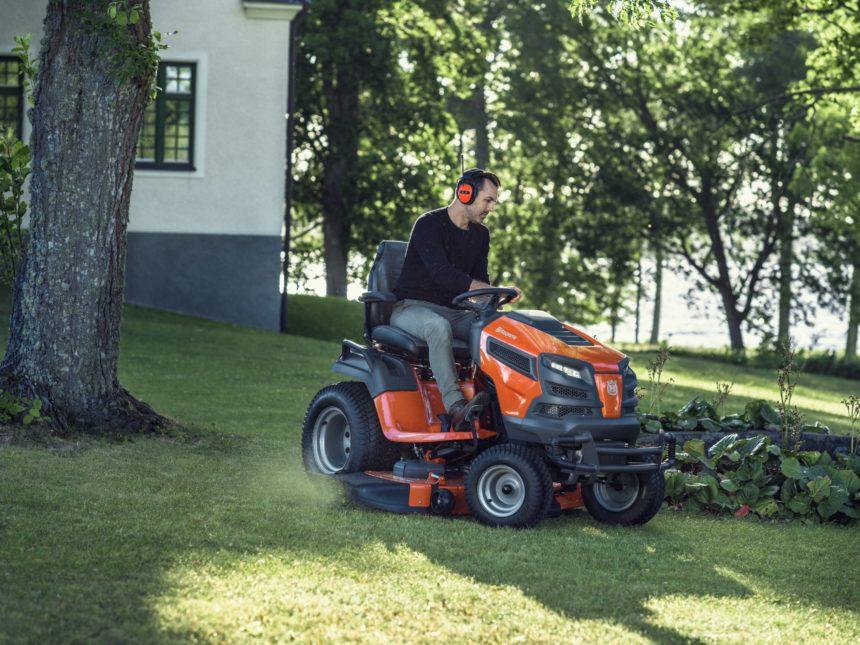 Ventajas de tener un tractor Husqvarna