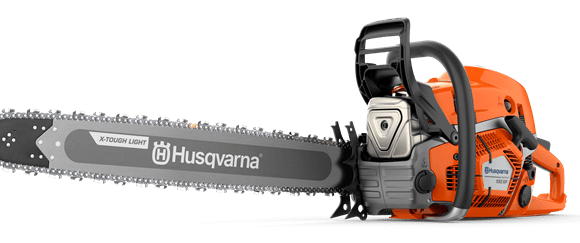 Husqvarna lanza motosierras de 90 cc