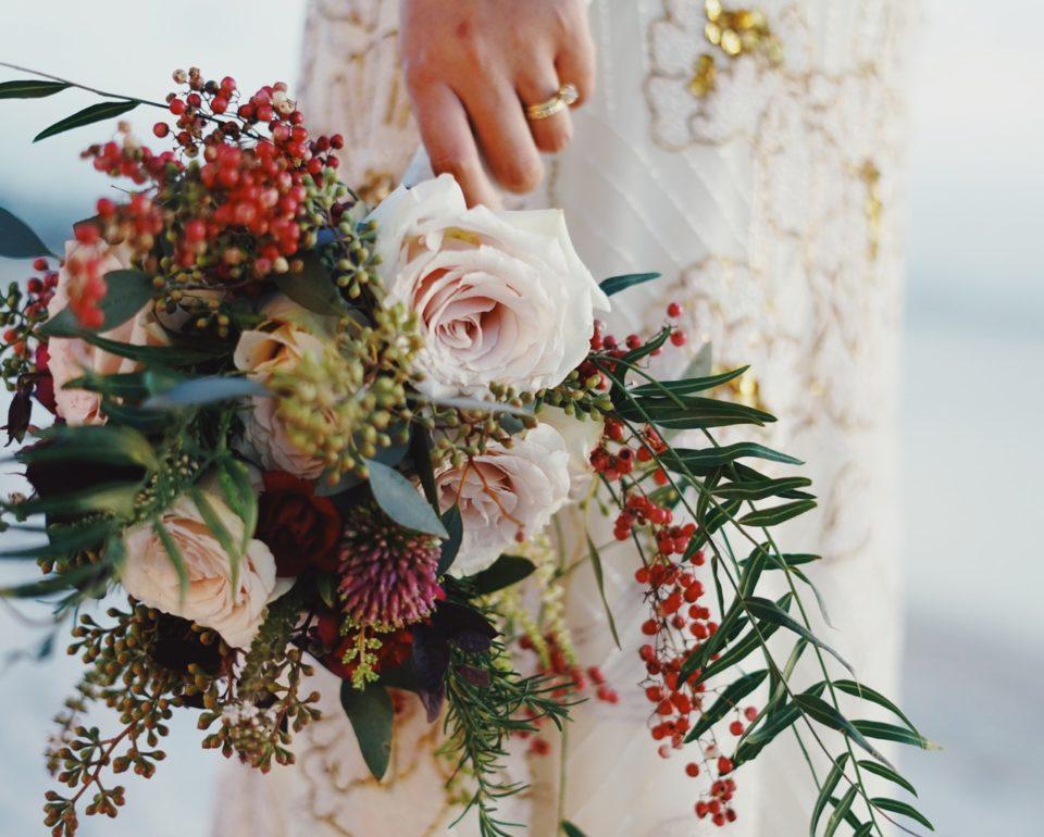 Las flores perfectas para ramos de novia